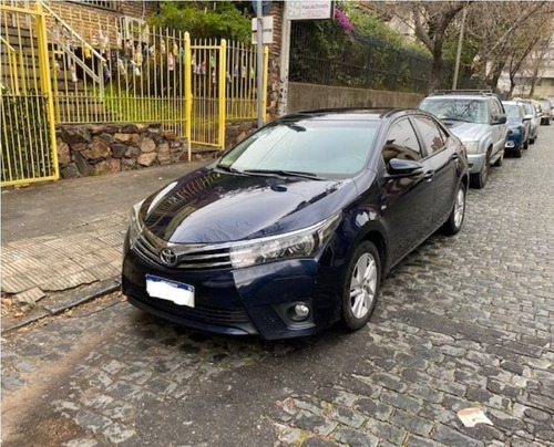 Toyota Corolla 1.8 Xei Pack Cvt 2016 - Oportunidad