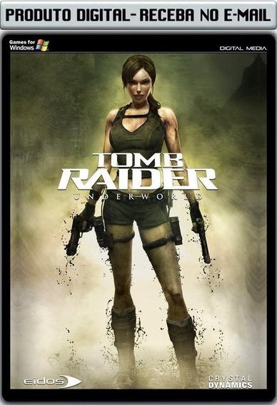 Tomb Raider Underworld - Pc - Envio Digital