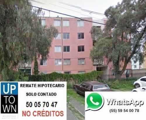 Departamento En Ecatepec De Morelos , Edo. Mex (ac-6090)