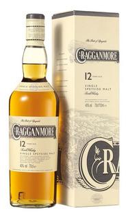 Cragganmore 12 Años Whisky Single Malt 750ml. Avellaneda.