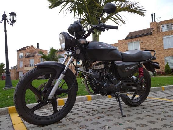 Moto Akt Nkd Black Matte Edition, 2019, Barata $2