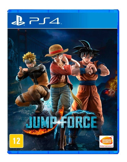 Game Ps4 Jump Force Pix90