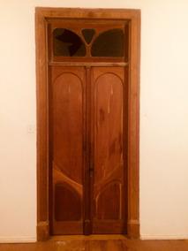 Porta Madeira De Demolicao Casa Colonial Peroba Rosa