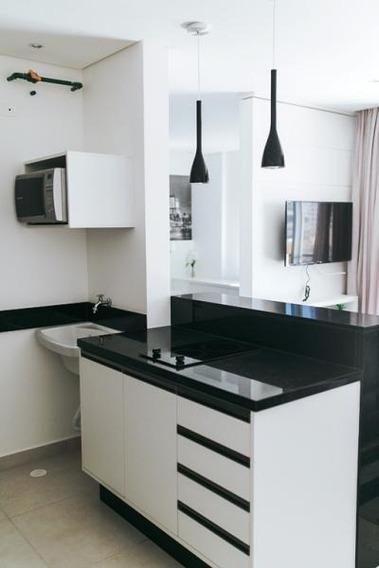 Apartamento Em Santana, São Paulo/sp De 42m² 1 Quartos À Venda Por R$ 420.000,00 - Ap285817