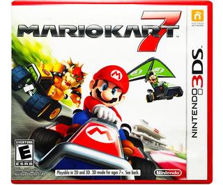 Mario Kart 7 Español - Nintendo 2ds & 3ds