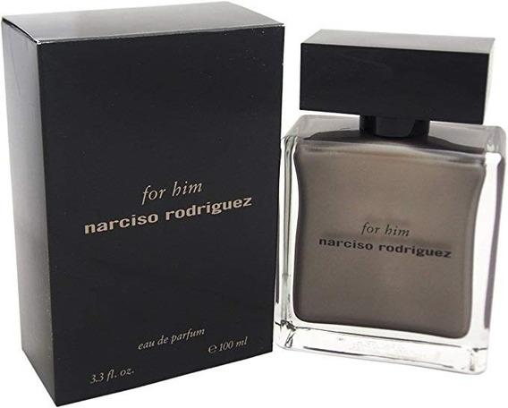 Perfume Narciso Rodriguez For Him Edp 100 Ml Original - Novo