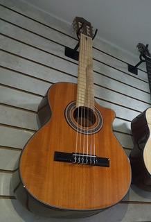 Guitarra Requinto O Puntera Gran Española