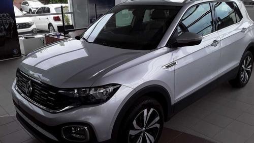Volkswagen T-cross 1.6 0km Tomo Auto/moto + Cuotas Fijas G-