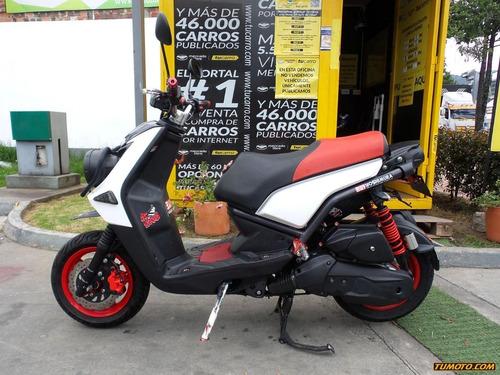 Yamaha Bws X Motard Motos
