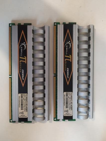 Memorias G Skill Ddr2 1066 4gb 2x2gb