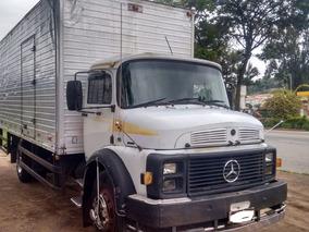 Mercedes-benz Mb 1114 Bau