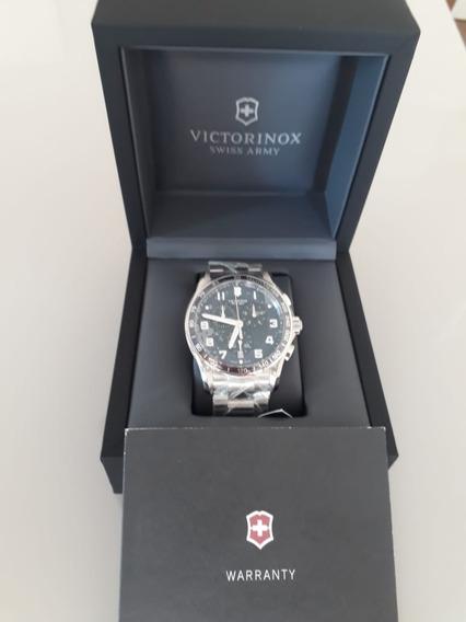 Relógio Victorinox Swiss Army Xls 241652 Grande Diam 45mm