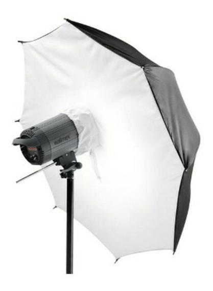 Sombrinha Rebatedora / Difusora 101cm - Brollybox Black