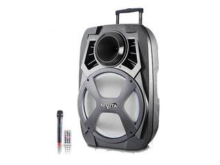 Parlante Portatil Nisuta Bluetooth 40w