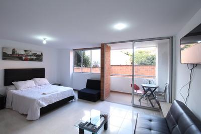 Alquiler Apartamento Amoblado Unicentro Medellin