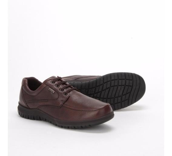 Zapatos Onena Clinicus Caballero1391 Neg/caf Lluvias Italia