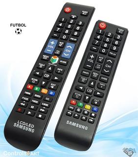 Control Samsung Smart Tv Modo Futbol