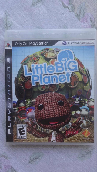 Little Big Planet + Guide Book (ps3)