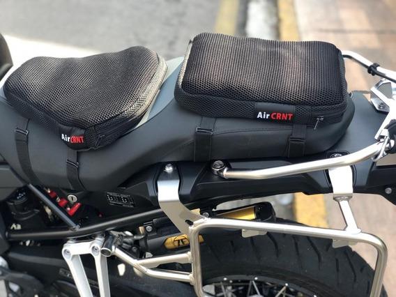 Almofada De Ar Pneumática Para Moto Viagem M - Tipo Air Hawk