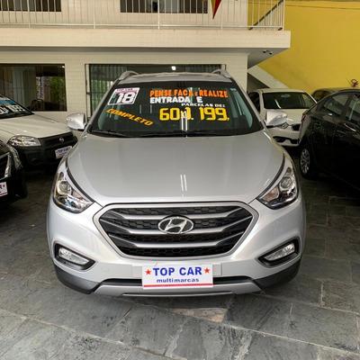 Hyundai - Ix35 2.0l 16v - Automático 2018 - Completo
