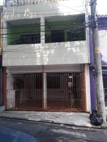 Imagem 1 de 21 de Casa Com 1 Dormitório Para Alugar, 40 M² Por R$ 780,00/mês - Lauzane Paulista - São Paulo/sp - Ca0415