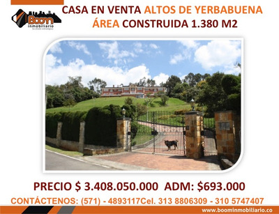 Altos De Yerbabuena en Casas en Venta en Mercado Libre Colombia 33b8d748d30