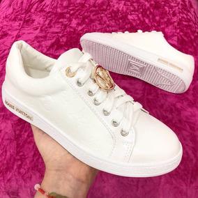 fa21f7ecc0e Zapatos Valentino Dama Blancas - Ropa y Accesorios en Mercado Libre ...