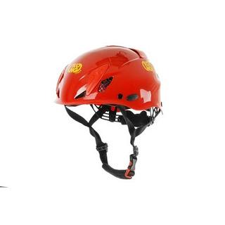 Mouse Kong Rojo Casco Escalada Industrial Italiano