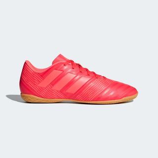 Chuteira adidas Nemeziz 17.4 Futsal Rosa Masculina Cp9087