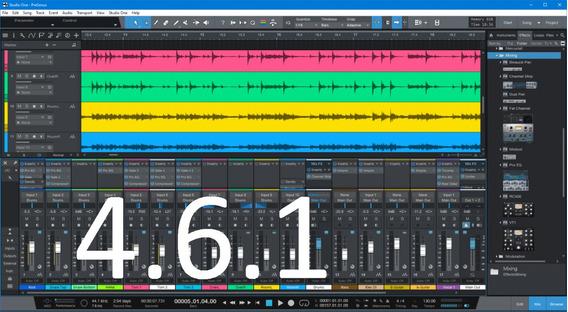 Studio One 4.6.1 + Instalação Remota + Brinde Windows & Mac