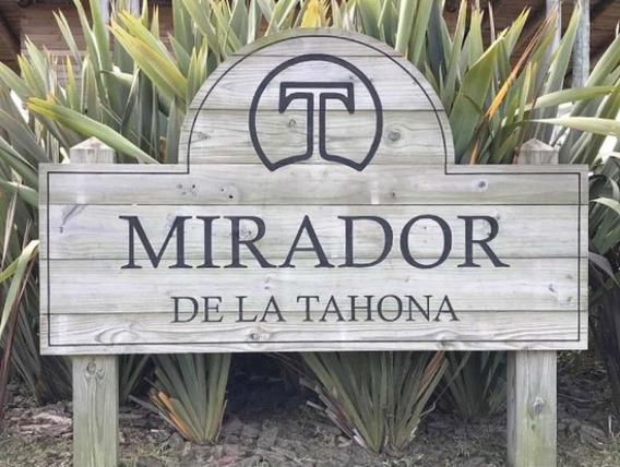 Terreno En Mejor Zona De Mirador De La Tahona (lote P)