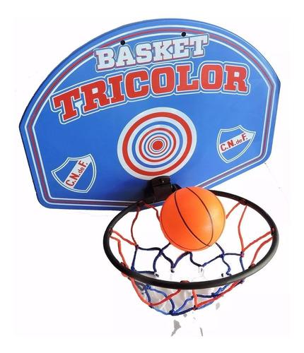 Mini Tablero Y Pelota De Basket Nacional | Rincón Del Hincha