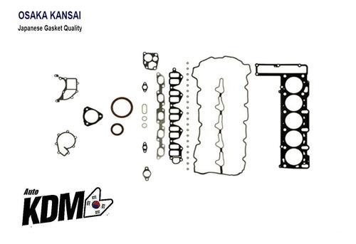 Imagem 1 de 1 de Jogo Juntas Completo Motor Rexton 2.7 20v 2004/