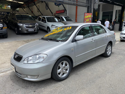 Toyota Corolla 1.8 Se-g 16v Gasolina 4p Automatico Blindado