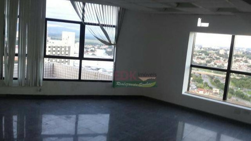 Imagem 1 de 10 de Sala À Venda, 180 M² Por R$ 640.000,00 - Jardim São Dimas - São José Dos Campos/sp - Sa0299