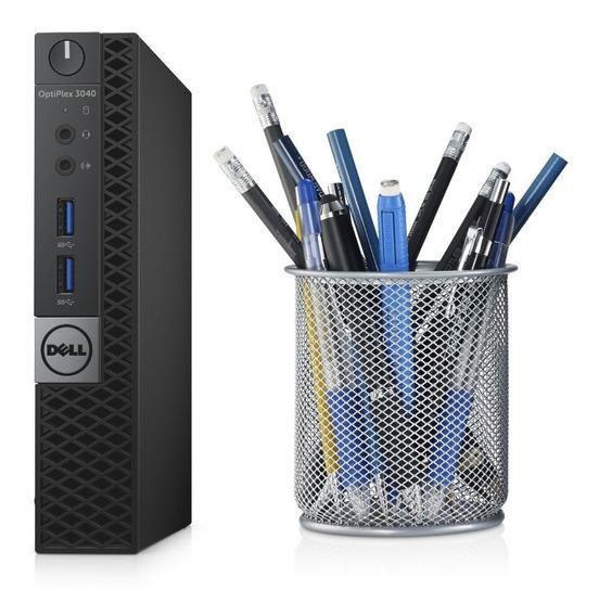 Cpu Dell Optiplex 7050m I5-6ª.ge Gb Ssd M.2 256 + Hd500gb