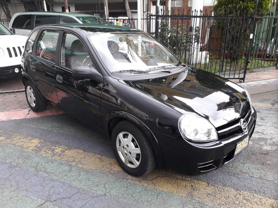 Chevy 4 Puertas Único Dueño Factura Original
