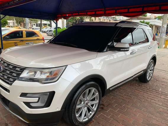 Ford Explorer Limited Motor 3.497cc