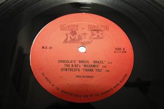 Vinilo Maxi-disco Canadá Gapul The B-52