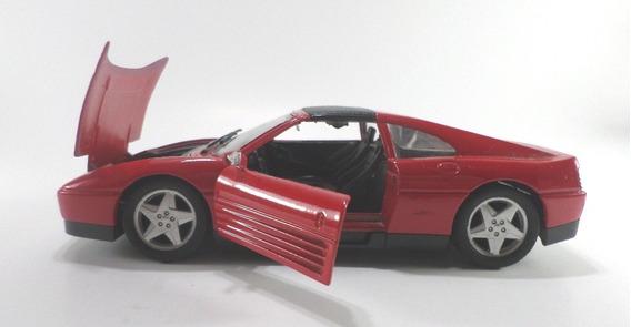Auto Colección Ferrari 348ts - Welly - Escala 1/24
