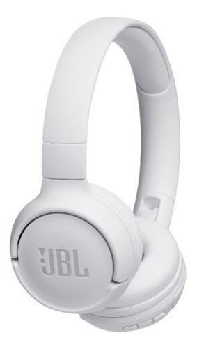 Fone Jbl T500bt Branco / Sem Fio / Bluetooth