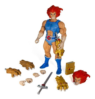 Preventa Thundercats Ultimate Lion O Super 7 Entrega Jun2020