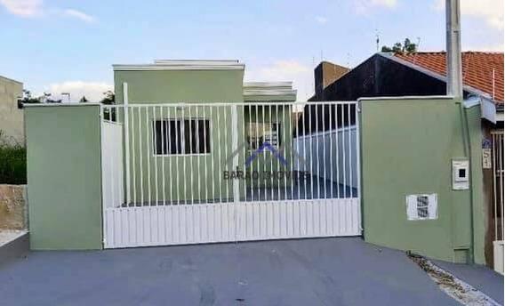 Casa Com 2 Dormitórios À Venda, 75 M² Por R$ 286.000,00 - Jardim Bahia - Várzea Paulista/sp - Ca0880
