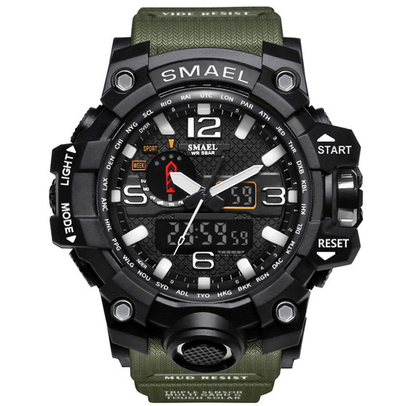 Smart Watch Militar Relojes Pulsera en Mercado Libre Perú