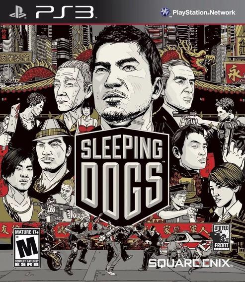 Sleeping Dogs Ps3 Psn Digital Menor Preço!