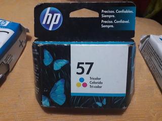 Tinta Hp 57 Tricolor Sellada