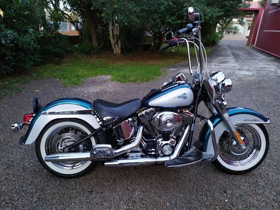 Harley Davidson Heritage Softail Classic 2004