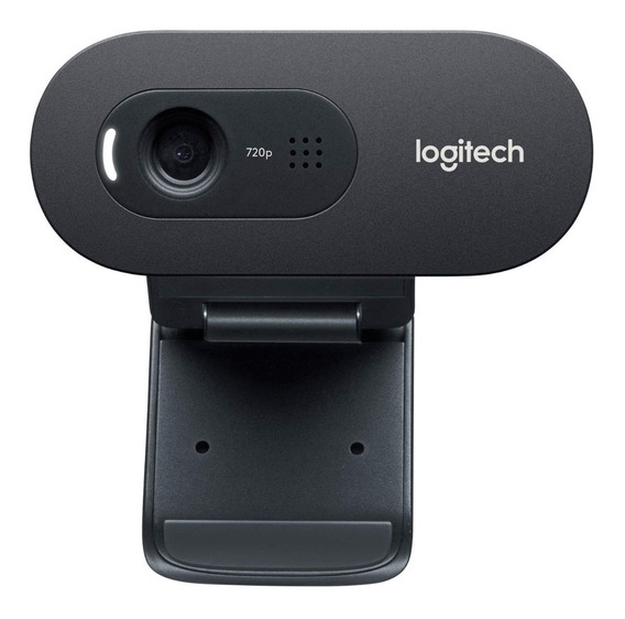 Câmera Web Logitech C270 Hd 720p Webcam Pc Notebook Xbox One