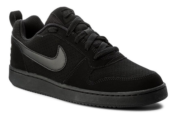 Tenis Nike Court Borough Low Original + Envío Gratis + Msi