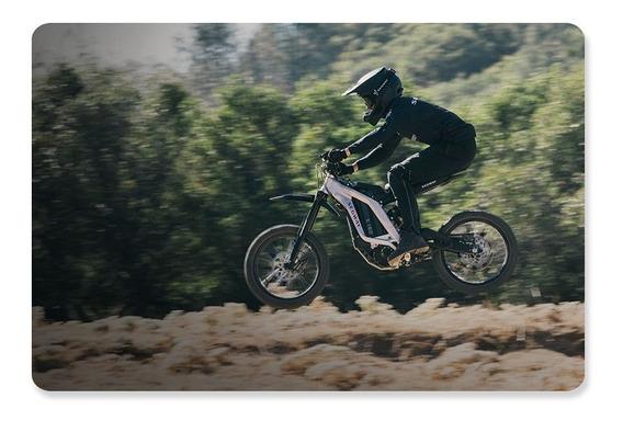 Motocross 100% Elétrica Segway Dirt Ebike X160 48v